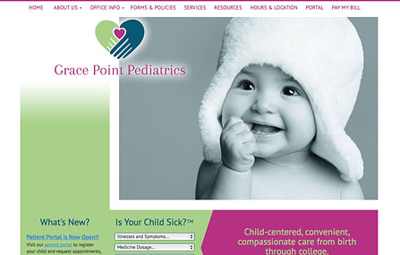 Grace Point Pediatrics, Inc.